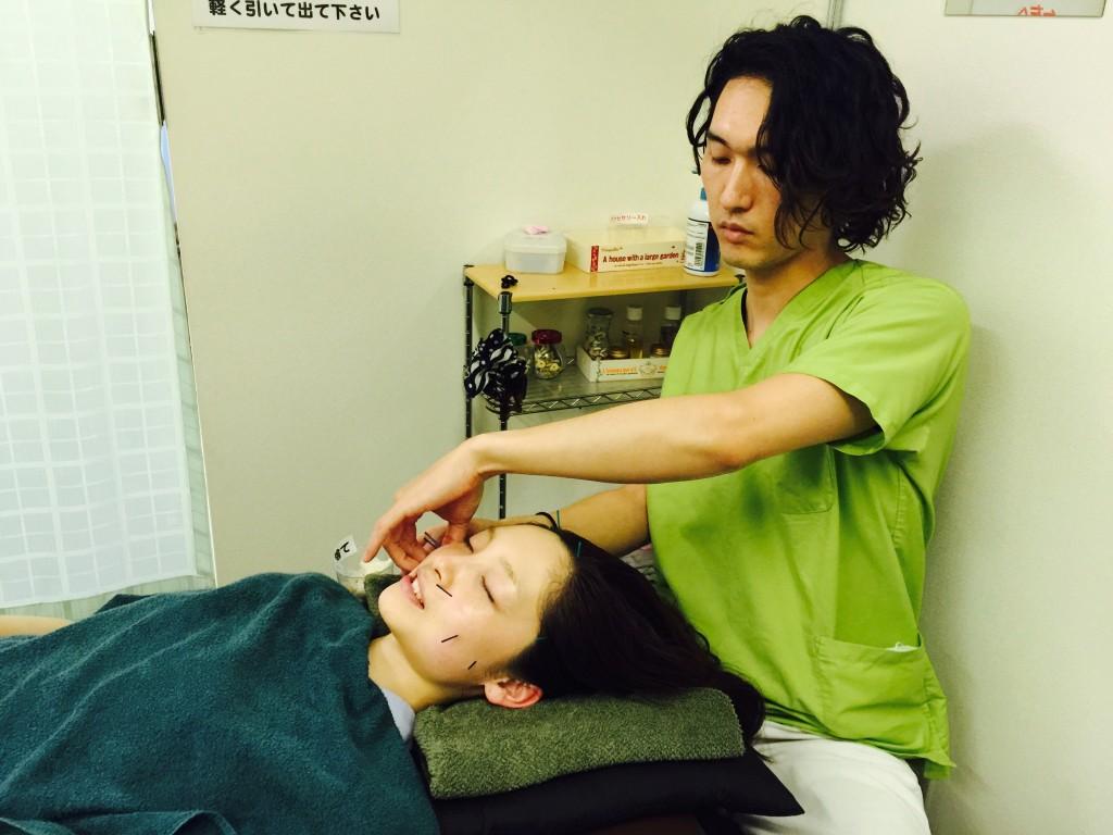 東京の美容鍼なら白山はりきゅう整骨院1