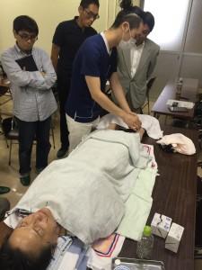 東京の美容鍼灸なら白山はりきゅう整骨院5