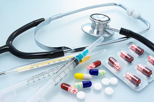Medicines and medical apparatus.
